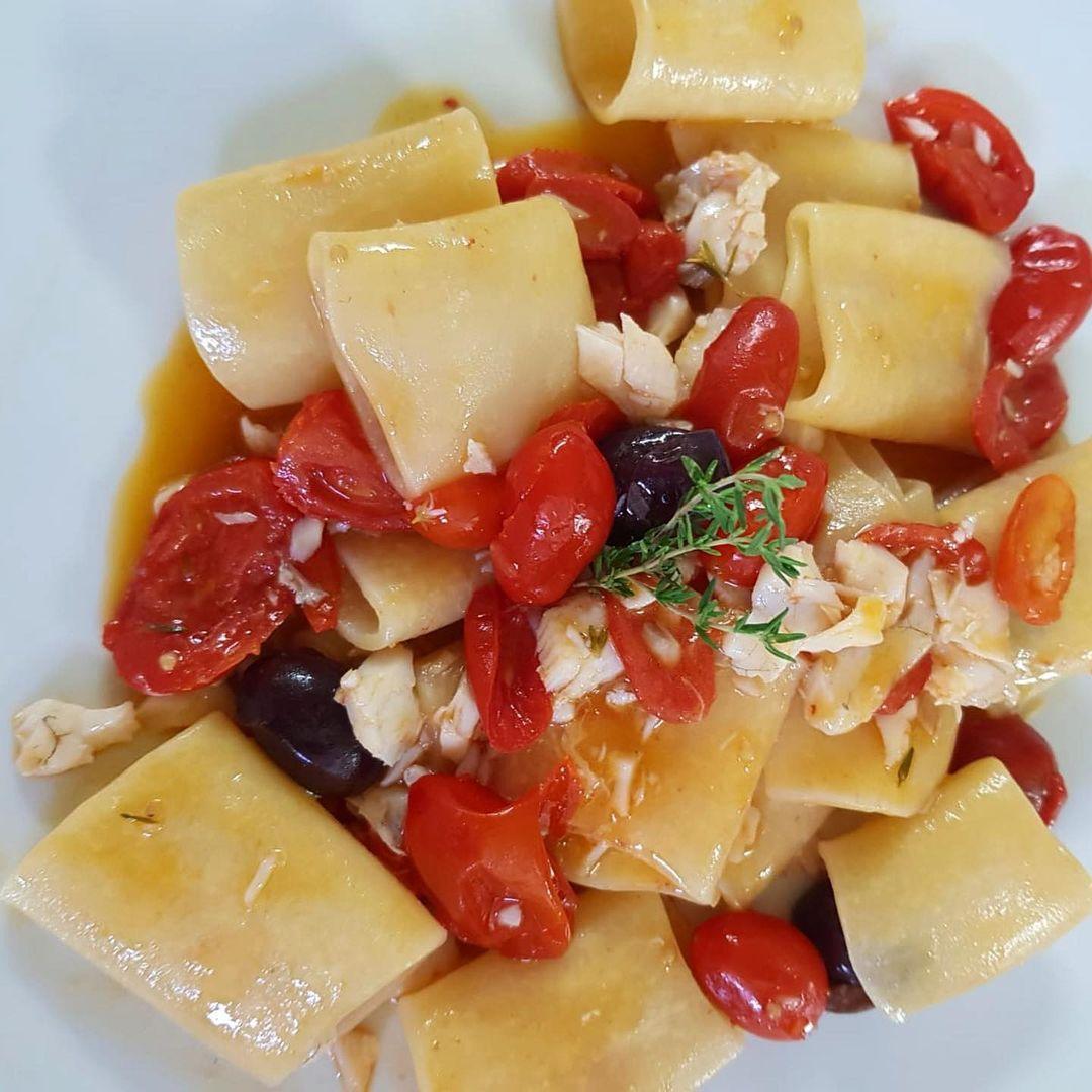 Alcuni dei nostri piatti ?? @lidorocco #lunch #summer #2019 @dimassa #lidorocco